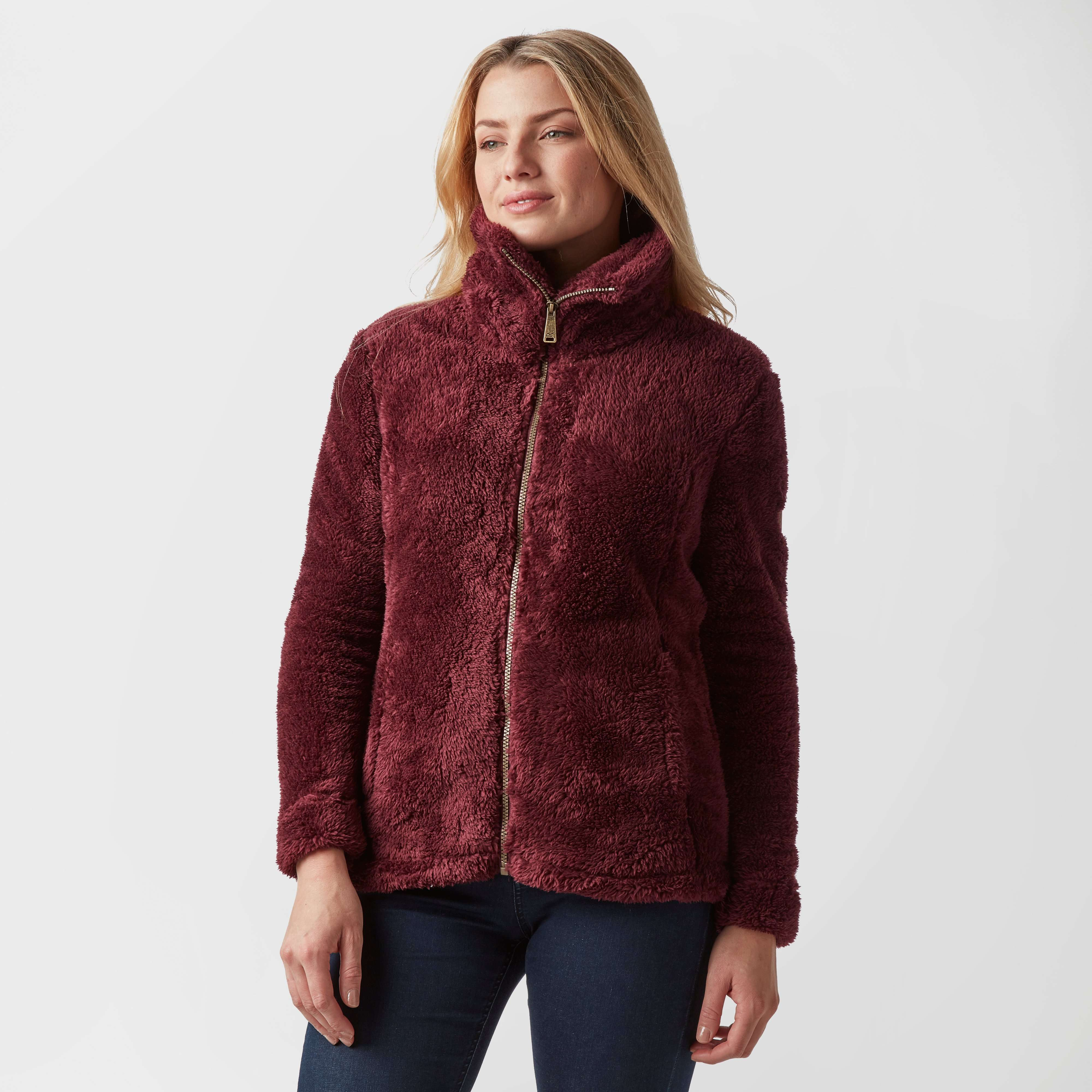REGATTA Women's Halsey High-Collar Fleece
