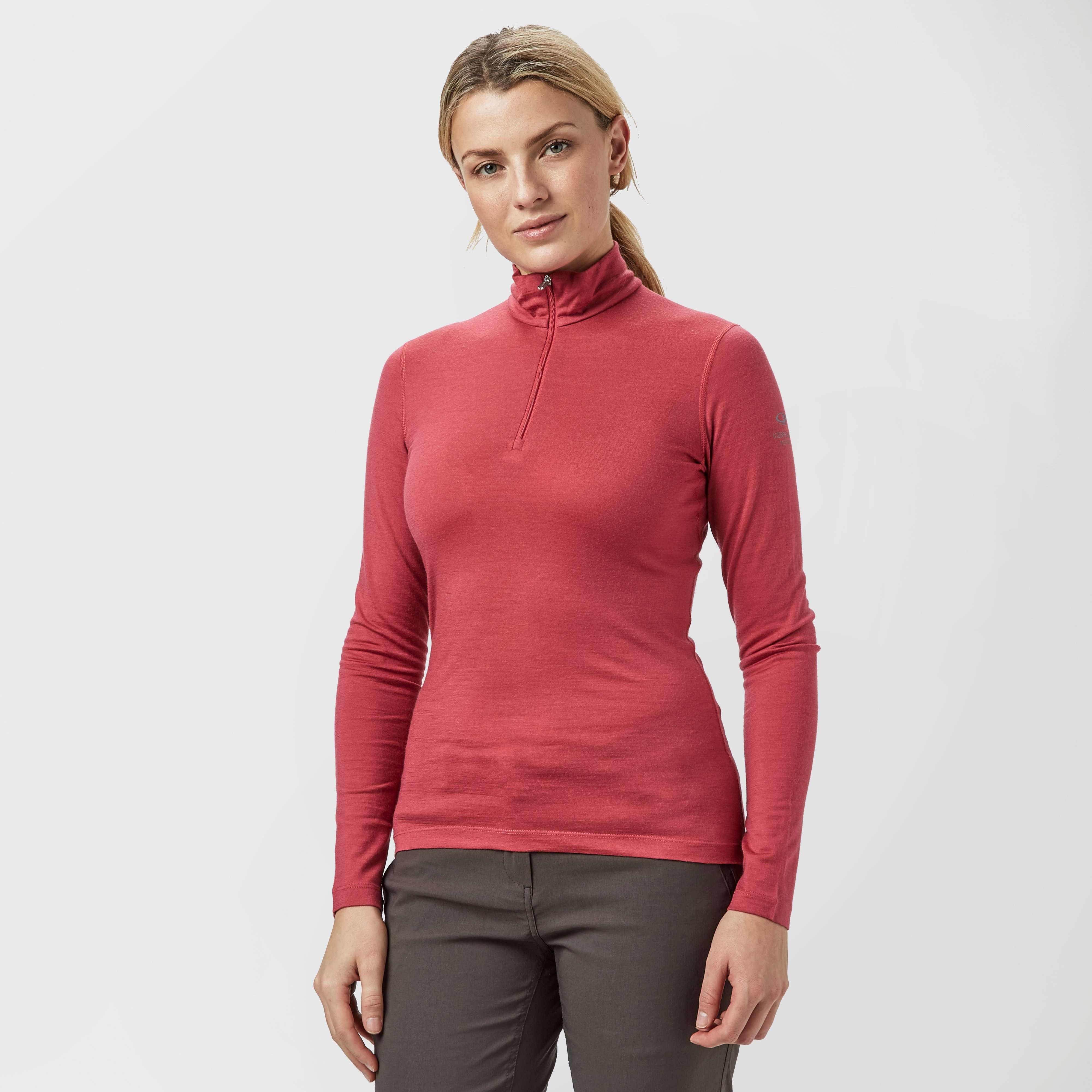 ICEBREAKER Women's Oasis Half-Zip Baselayer
