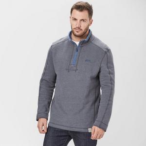WEIRD FISH Men's Quarter Zip Sweatshirt