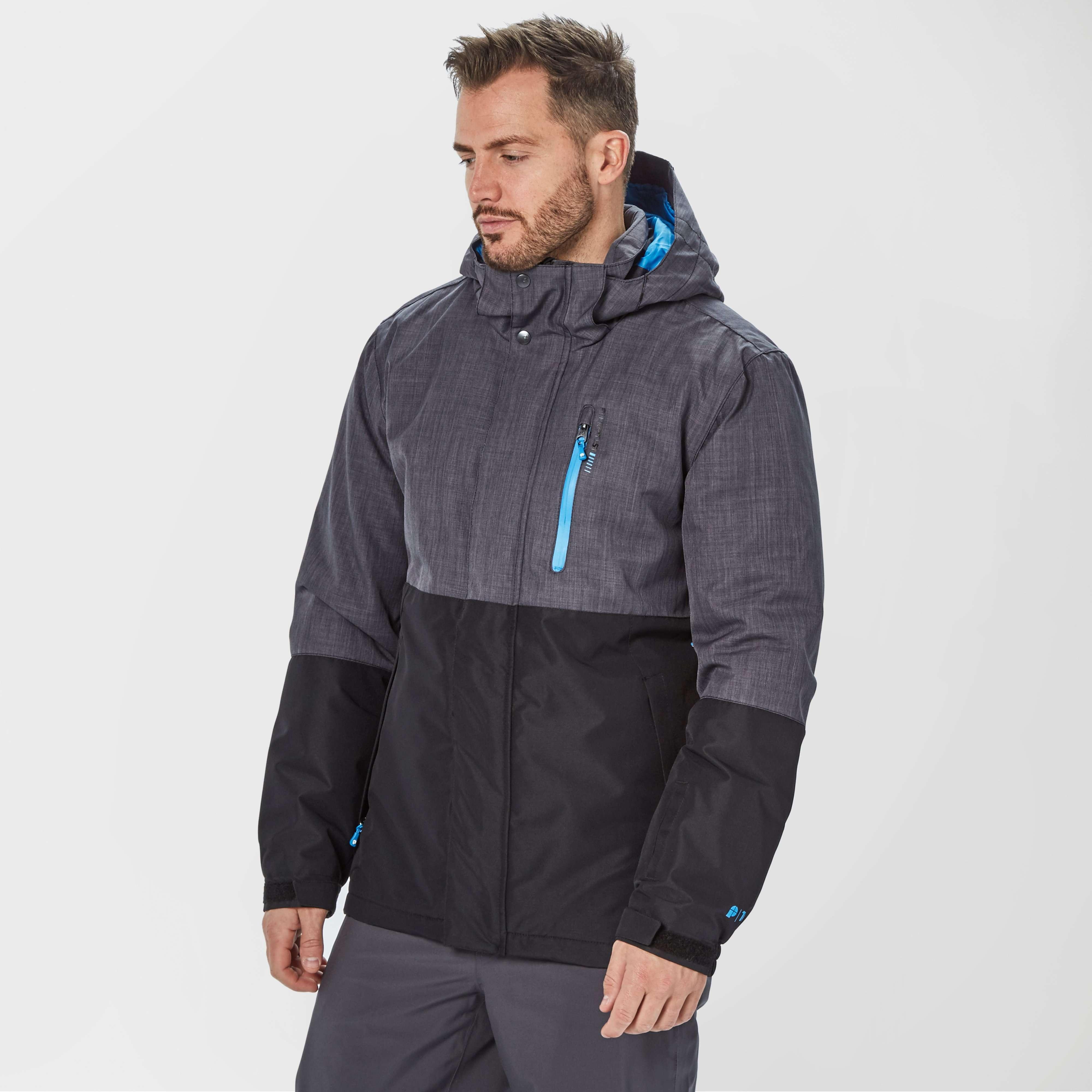 PROTEST Men's Run Ski Jacket