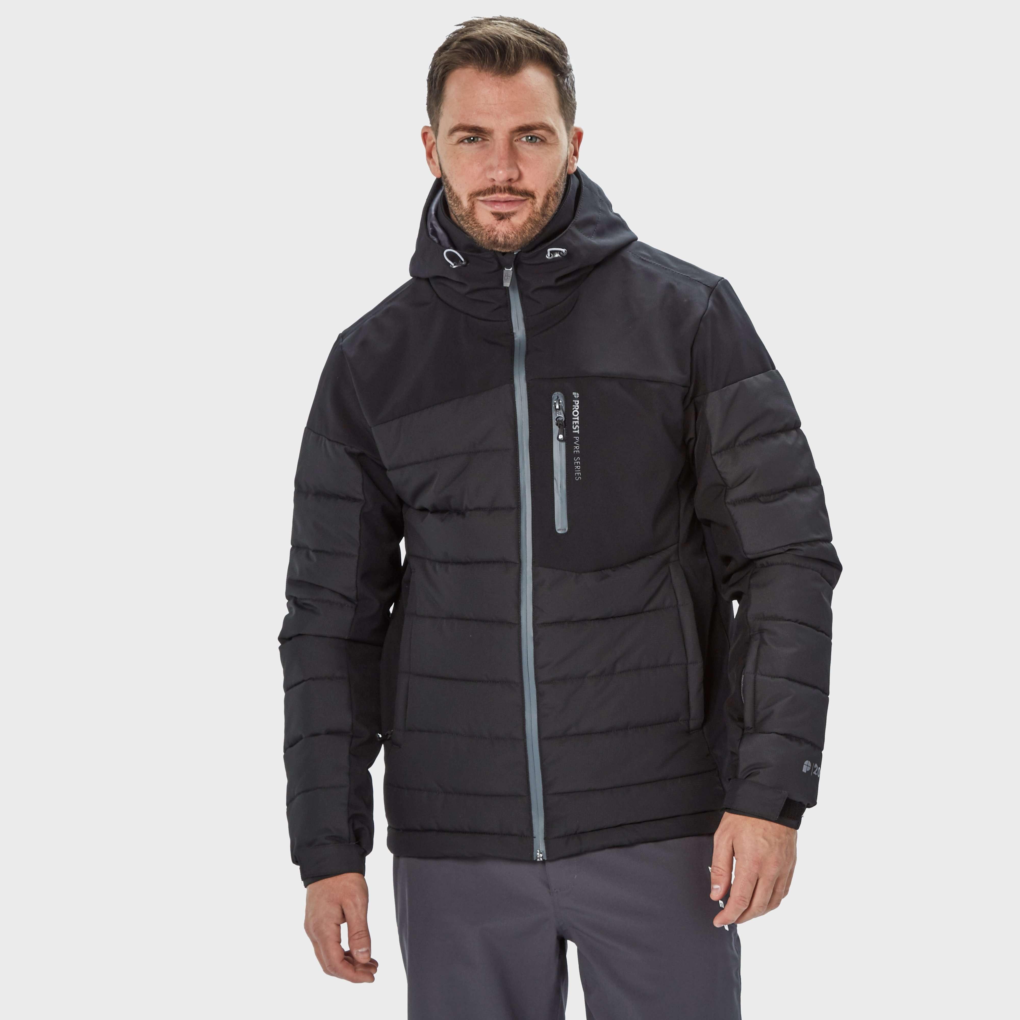PROTEST Men's Mount Snow Jacket