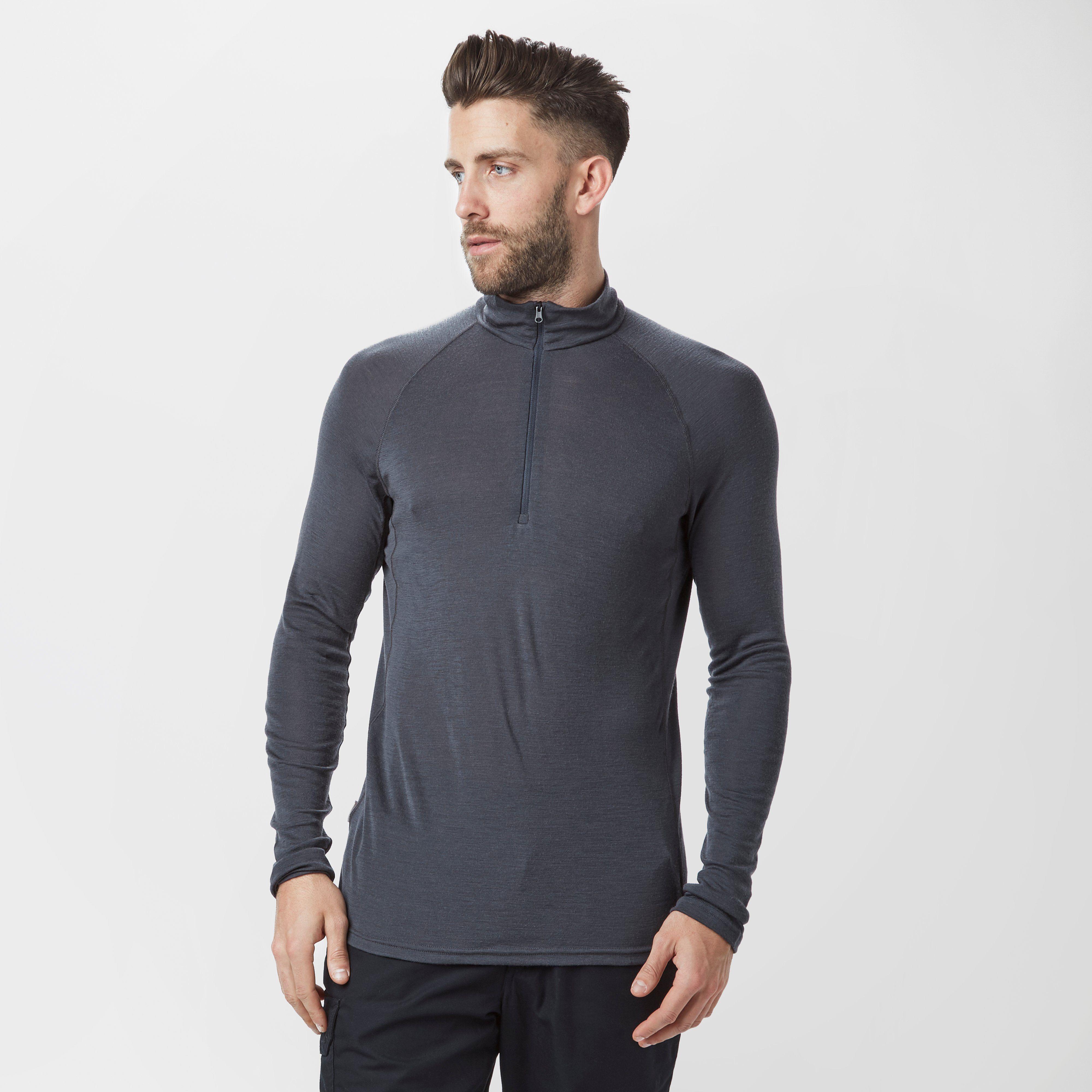 ICEBREAKER Men's Everyday Long-Sleeve Half-Zip Baselayer