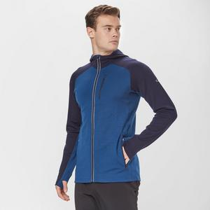 ICEBREAKER Men's Quantum Hooded Midlayer