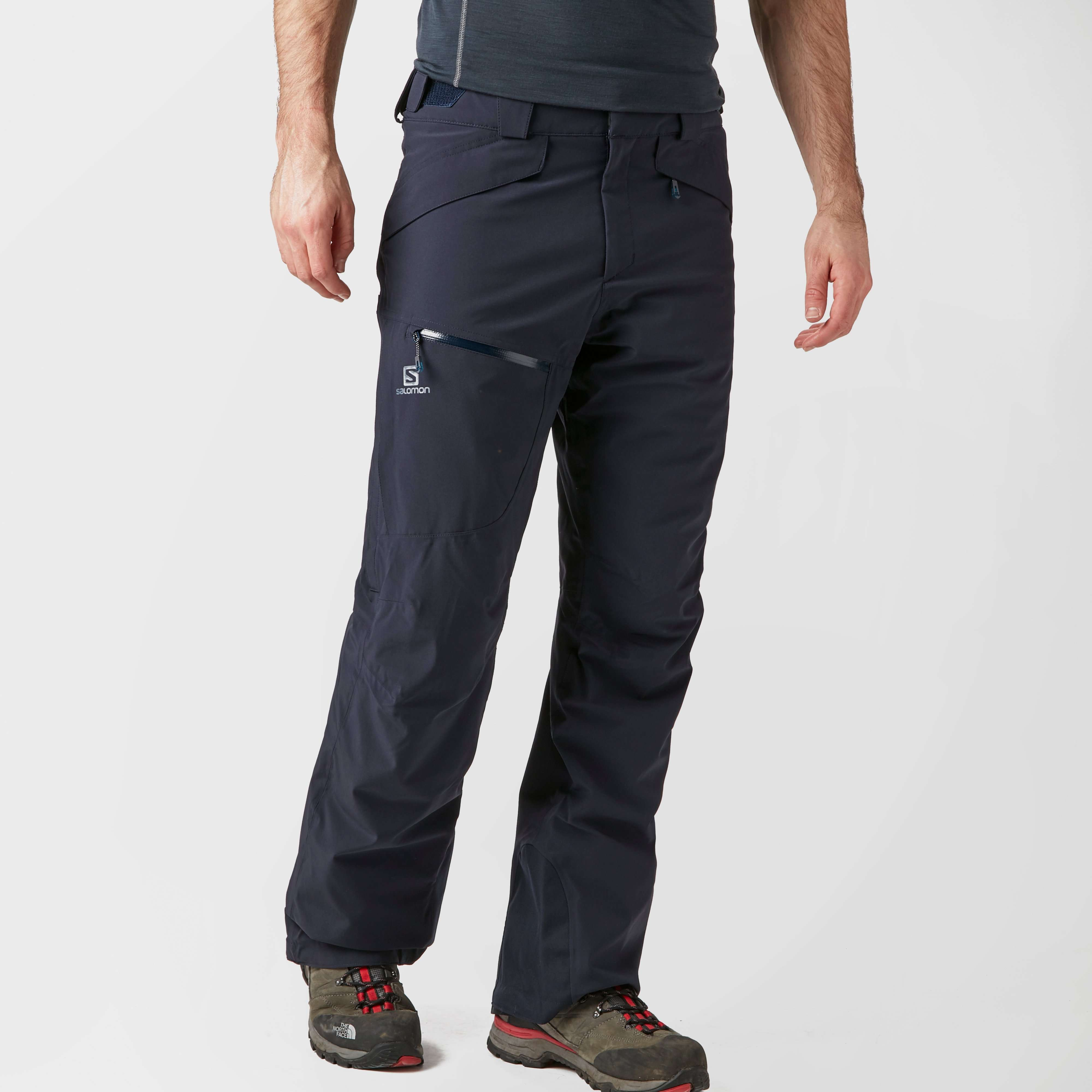 SALOMON Men's Brilliant Ski Pant