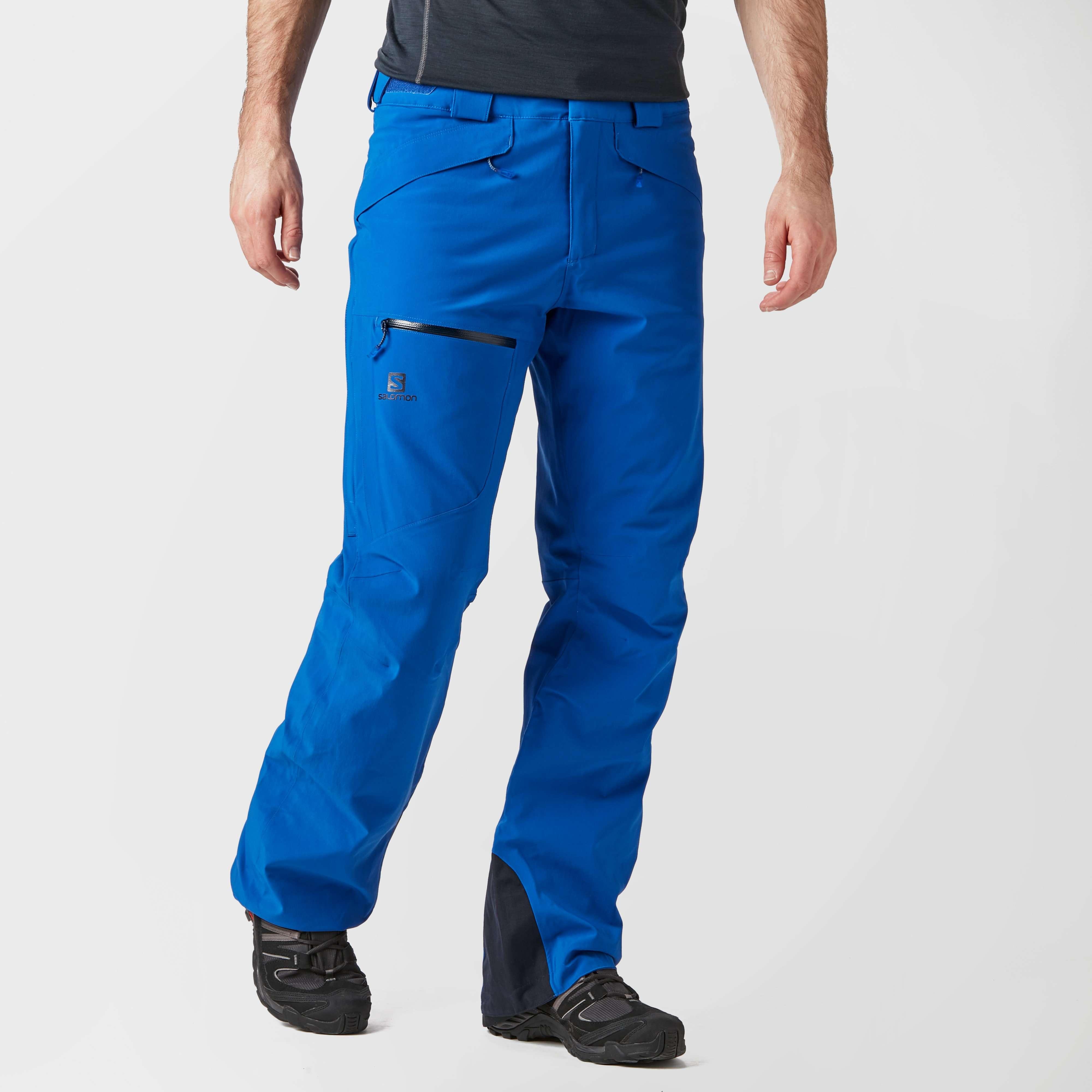 SALOMON Men's Brilliant Ski Pants