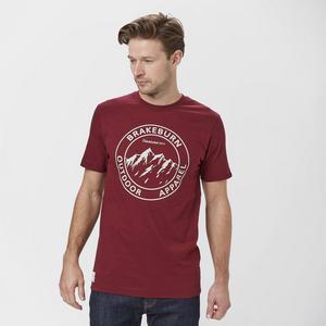 BRAKEBURN Men's Crest T-Shirt
