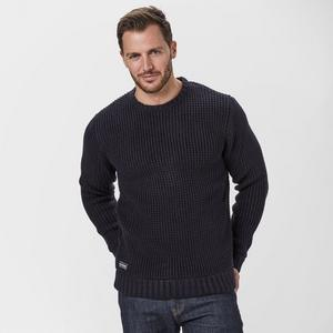 BRAKEBURN Men's Crew Knit Sweater