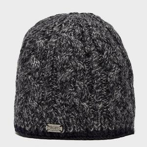 KUSAN Men's Cable Bobble Beanie
