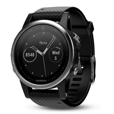 42f593c1586 Black GARMIN fēnix® 5S Multisport GPS Watch