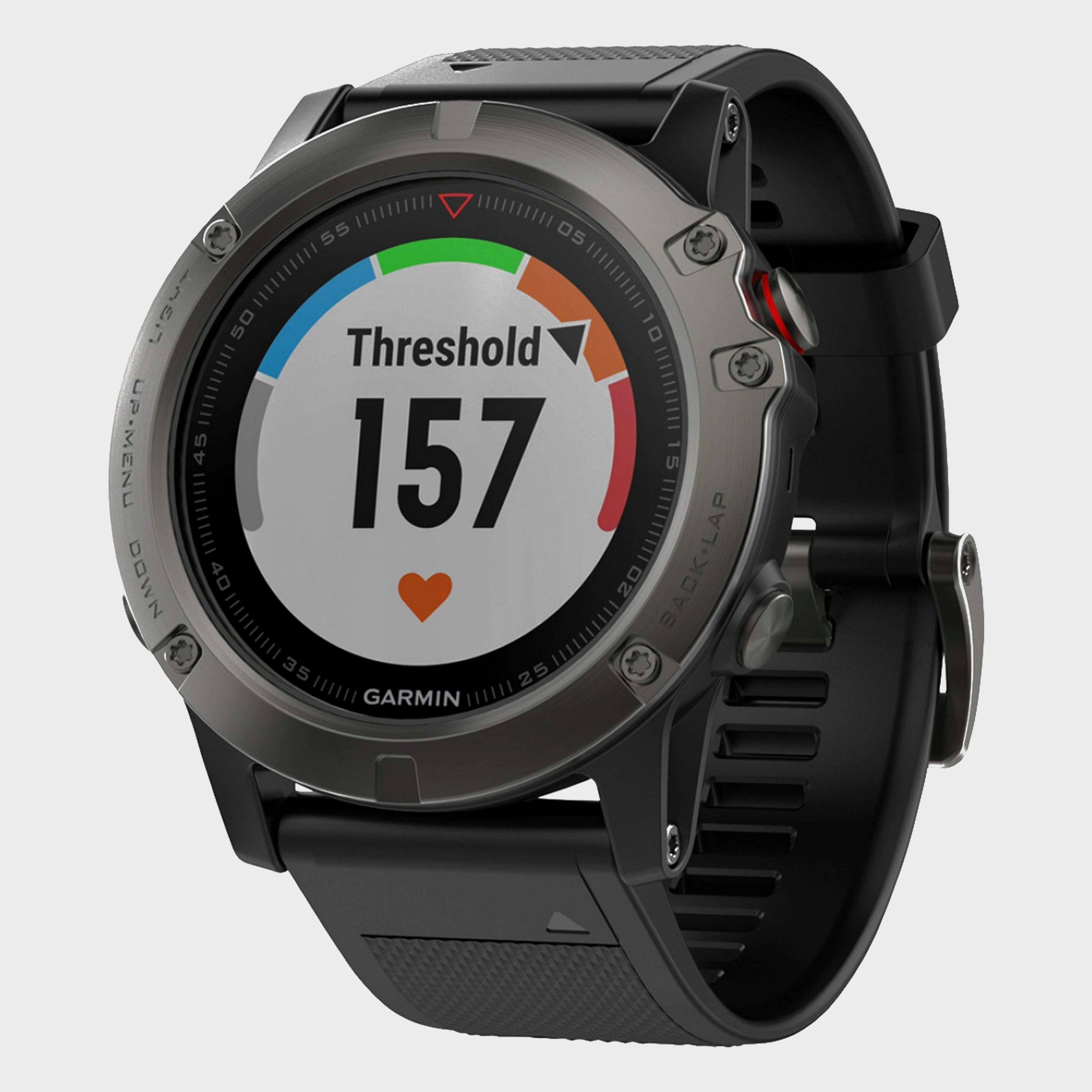 GARMIN fenix® 5X Sapphire Multi-Sport GPS Watch
