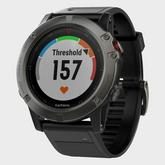 fenix® 5X Sapphire Multi-Sport GPS Watch