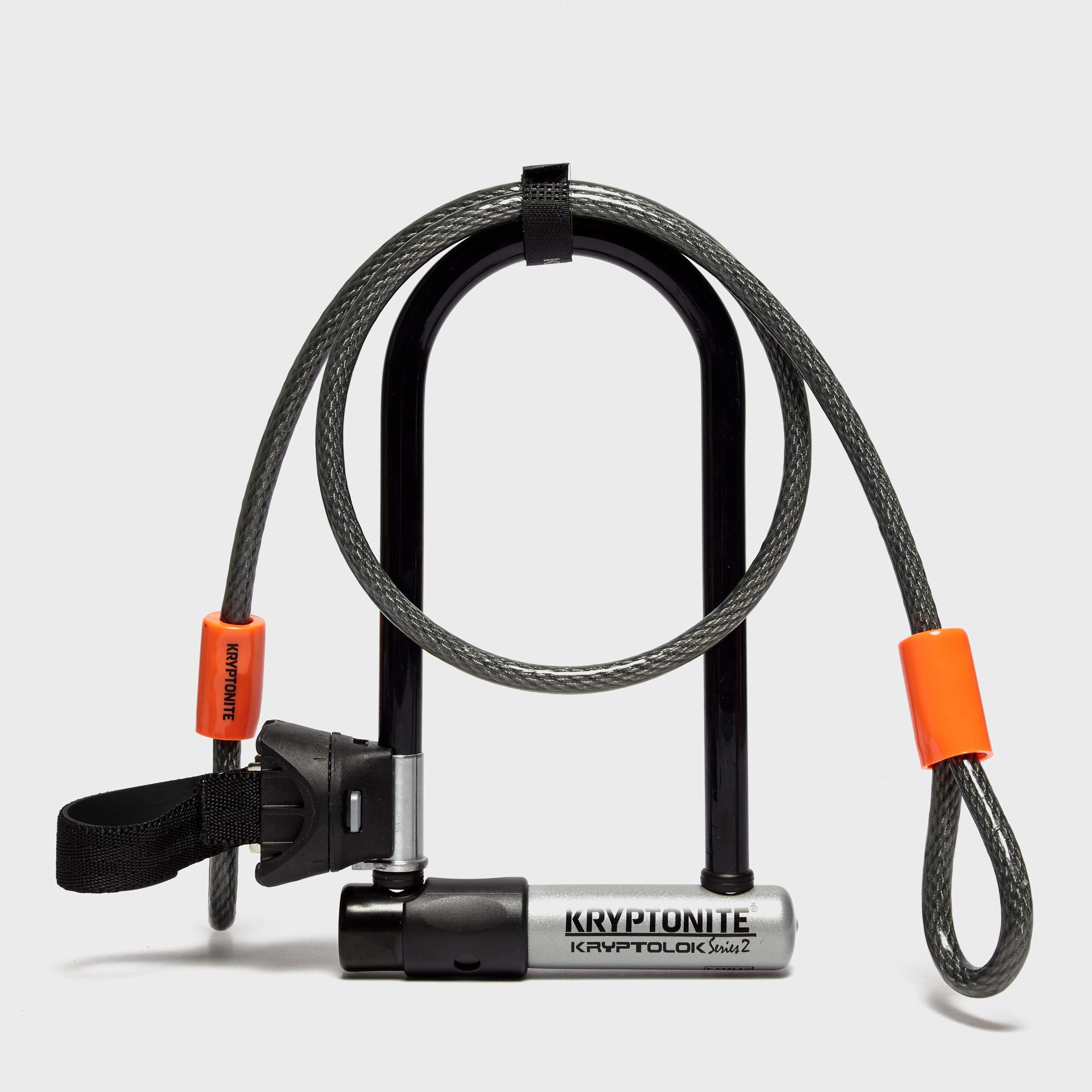 KRYPTONITE Series 2 Standard U-Lock
