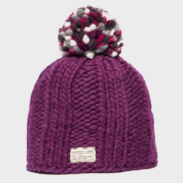 9cc5f7d507a KUSAN Women s Beauty Bobble Hat