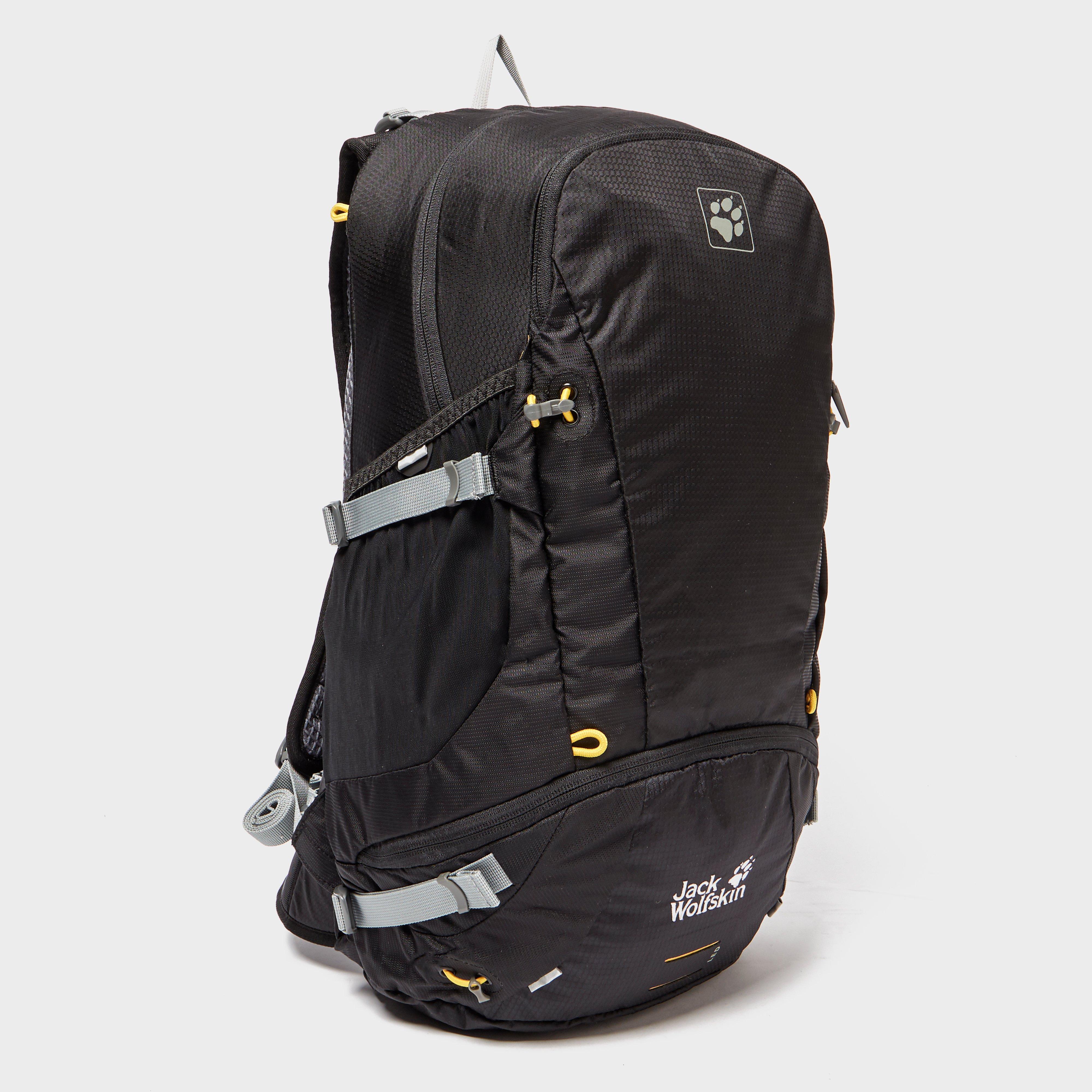Jack Wolfskin Moab Jam 30 Litre Backpack  Black Black