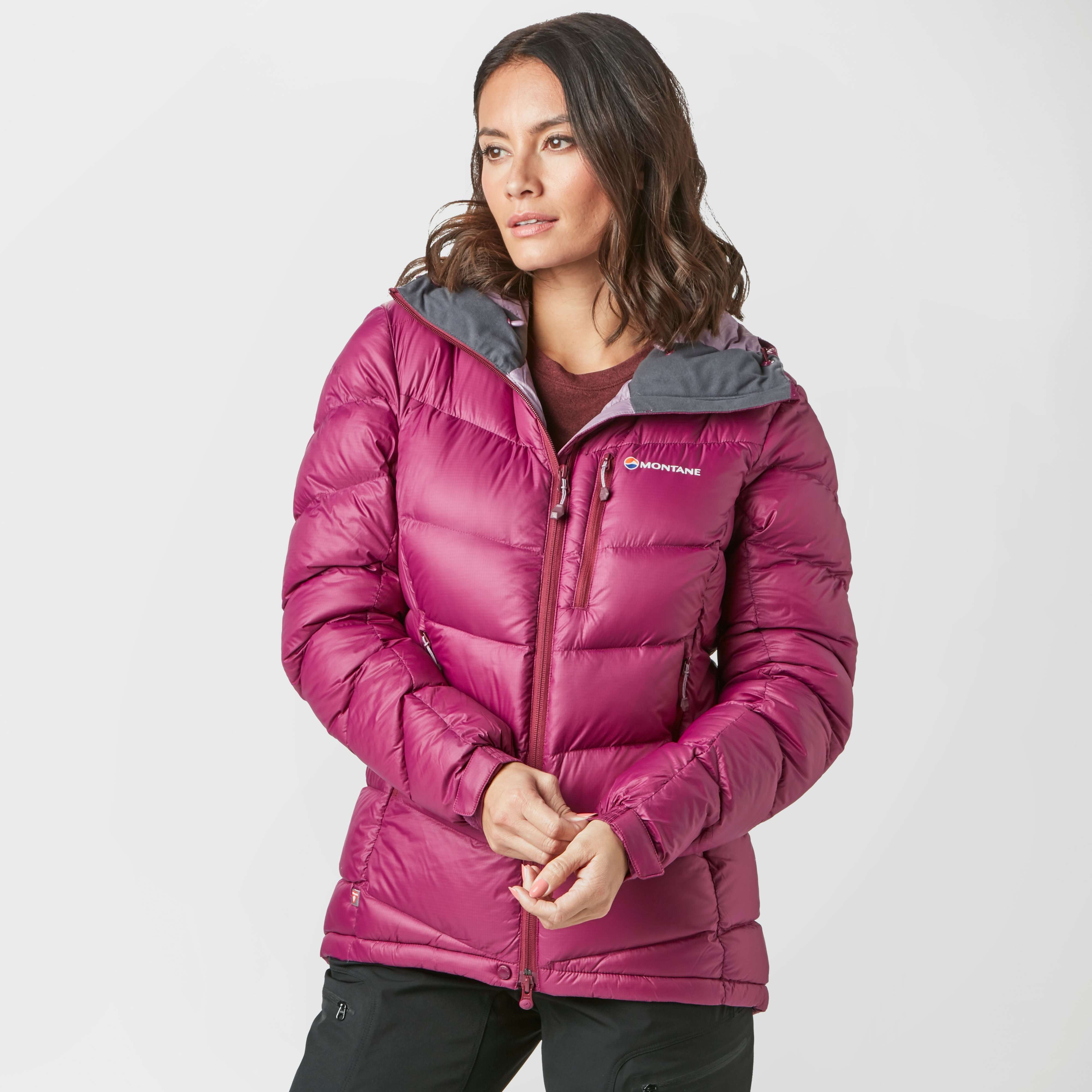 MONTANE Women's White Ice Down Blend Jacket