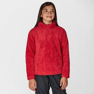 PETER STORM Girl's Teddy Half-Zip Fleece