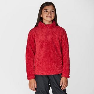 Girl's Teddy Half-Zip Fleece