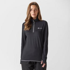 TECHNICALS Women's Stamina Quarter Zip Fleece