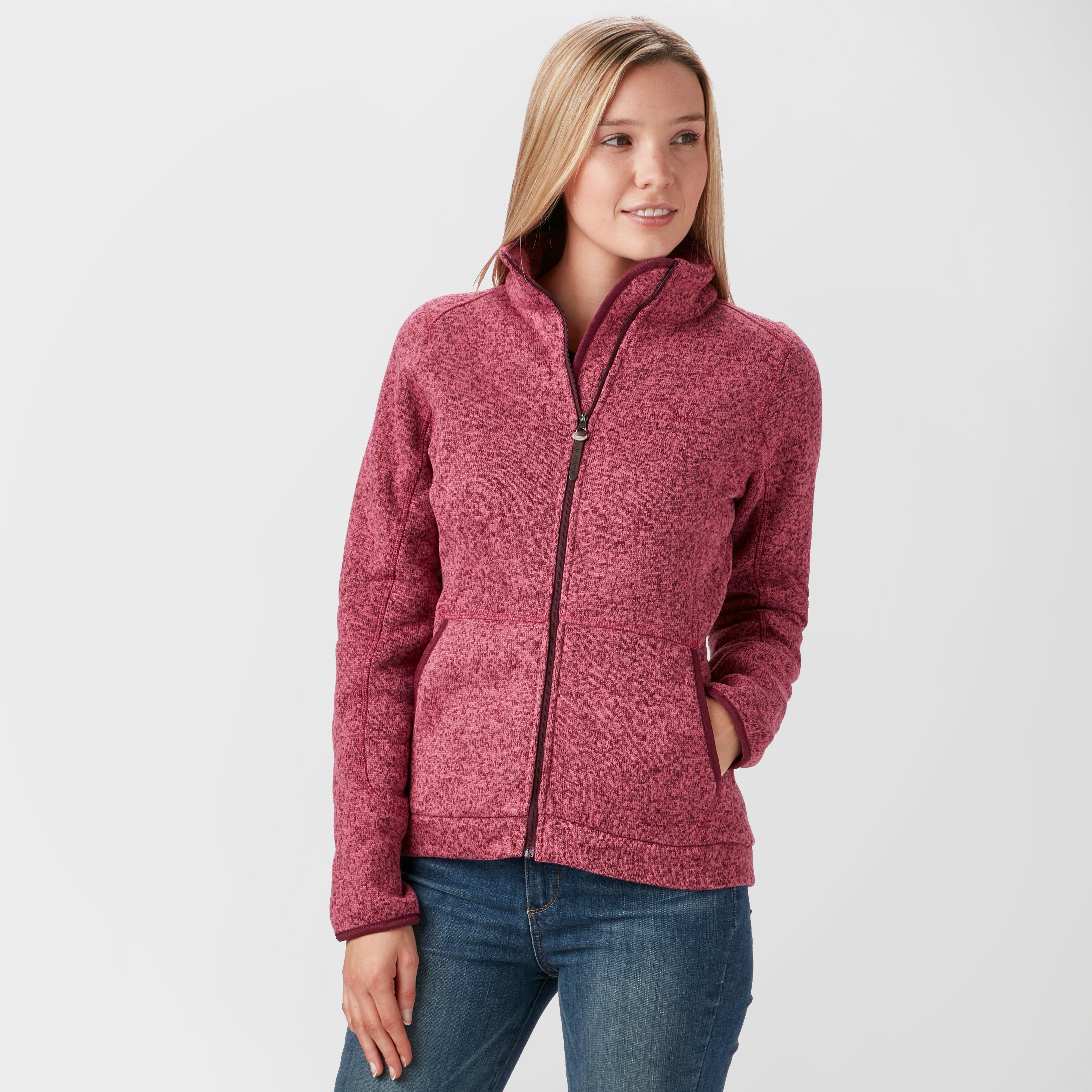 BRASHER Women's Rydal Full Zip Fleece