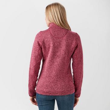 Purple Brasher Women's Rydal Knit Fleece