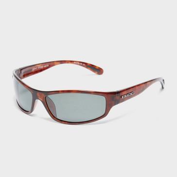 Brown Bloc Hornet PT22 Sports Sunglasses