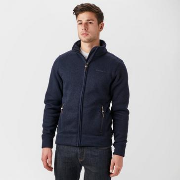 Navy Brasher Men's Rydal II Fleece Jacket