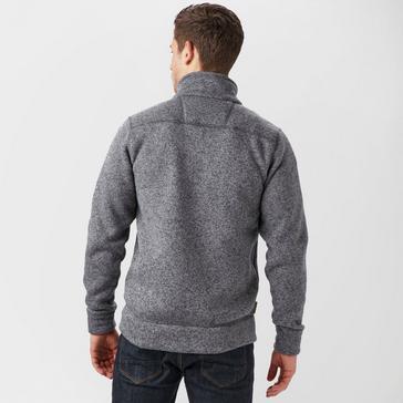 Grey|Grey Brasher Men's Rydal II Fleece Jacket
