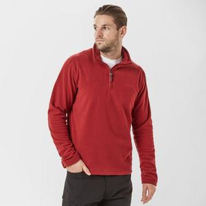 BRASHER Men's Bleaberry Half Zip Fleece