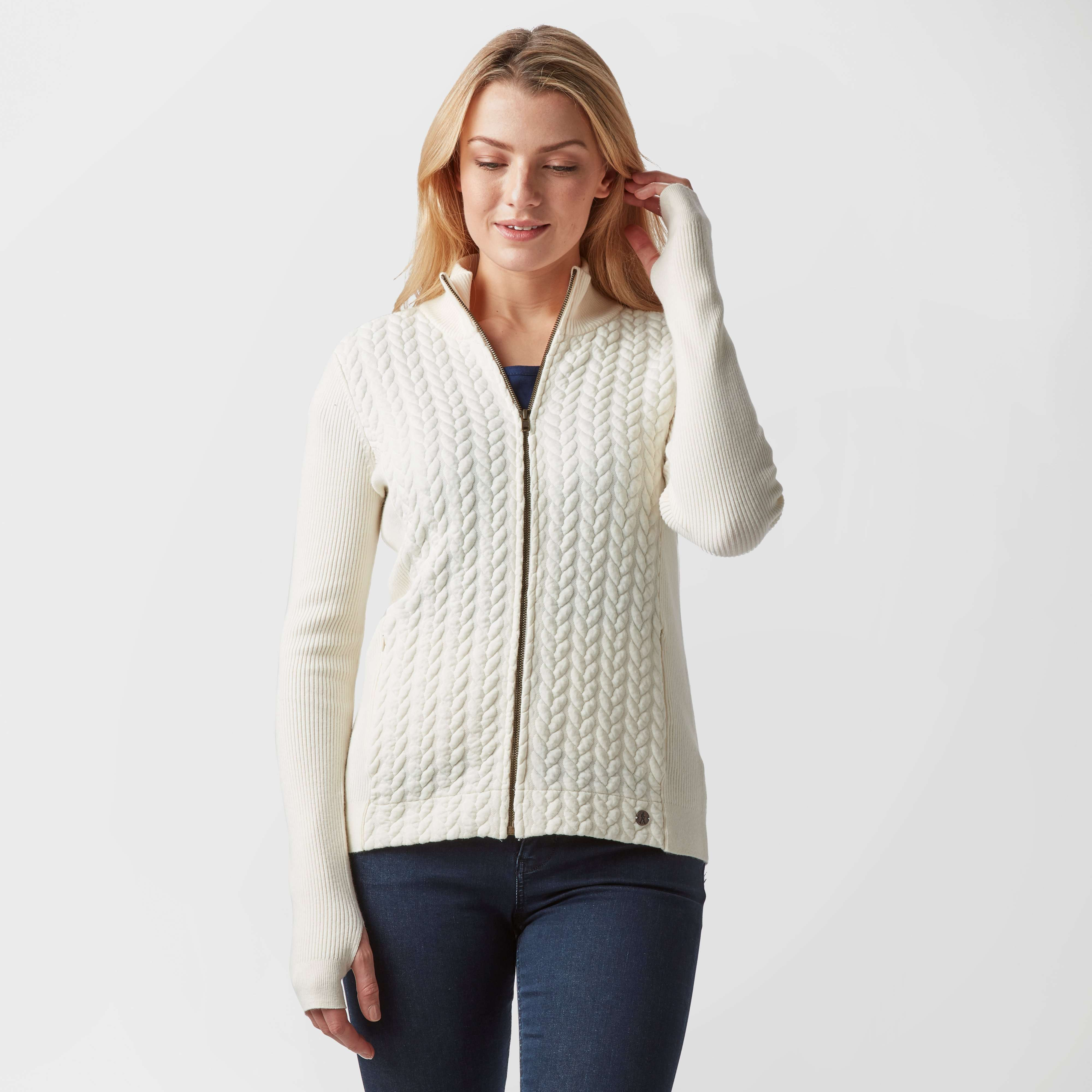ROYAL ROBBINS Women's Cable Mountain Pullover