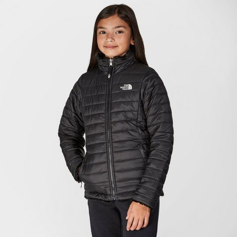 ... NORTH FACE Kids  Reversible MossBud Swirl Jacket. Quick buy 2bbafecac