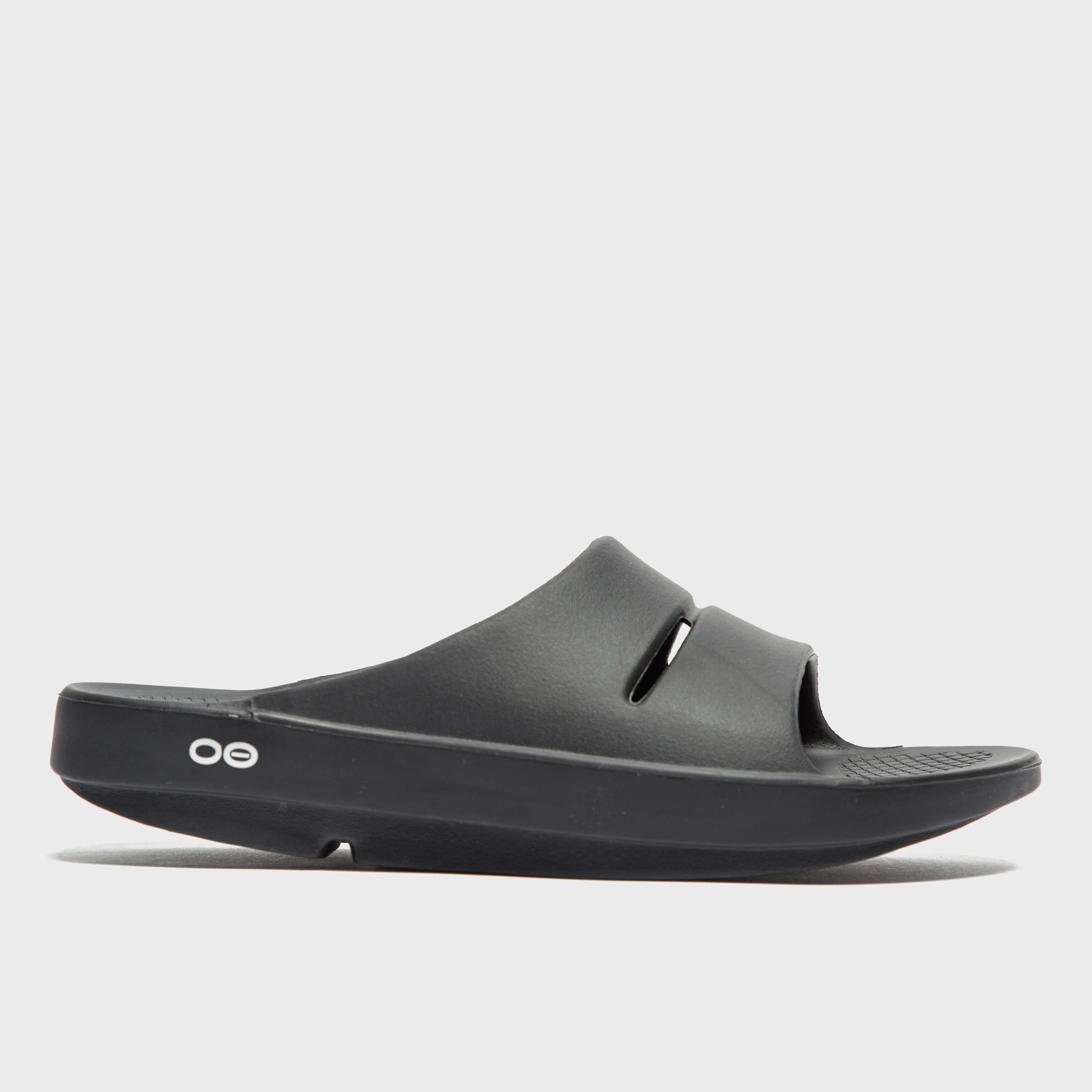 OOFOS Women's OOahh Slides