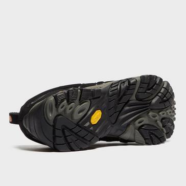 Black Merrell Men's Moab 2 GORE-TEX ® Hiking Shoes