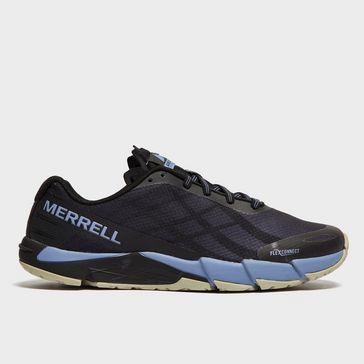 b4381c85081 Black MERRELL Women s Bare Access Flex Running Shoes ...