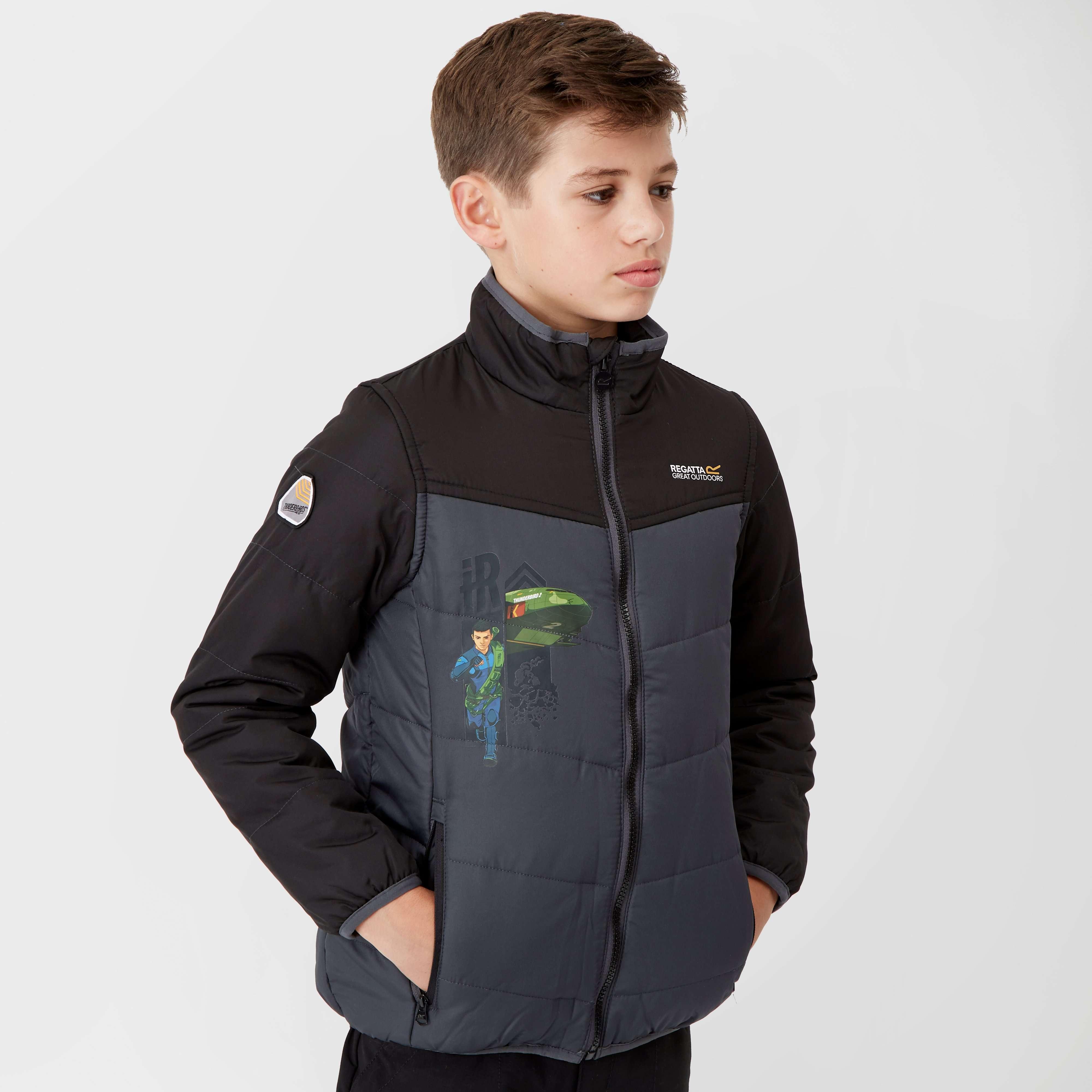 REGATTA Junior Thunderbird Recharge Padded Jacket