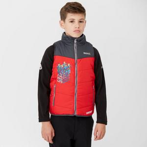 REGATTA Junior Thunderbirds Are Go® Earthbreaker Gilet