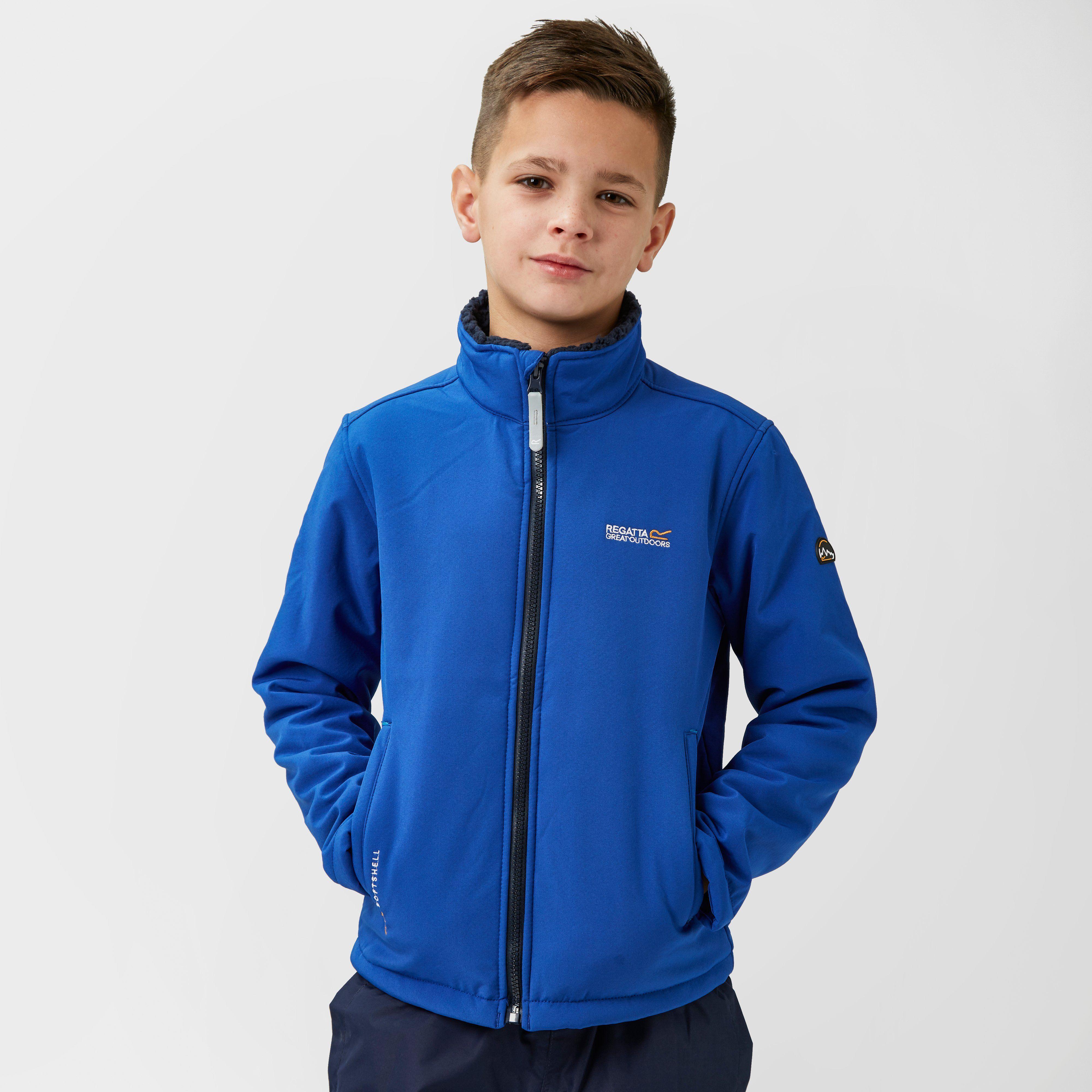 REGATTA Boy's Tato IV Softshell Jacket