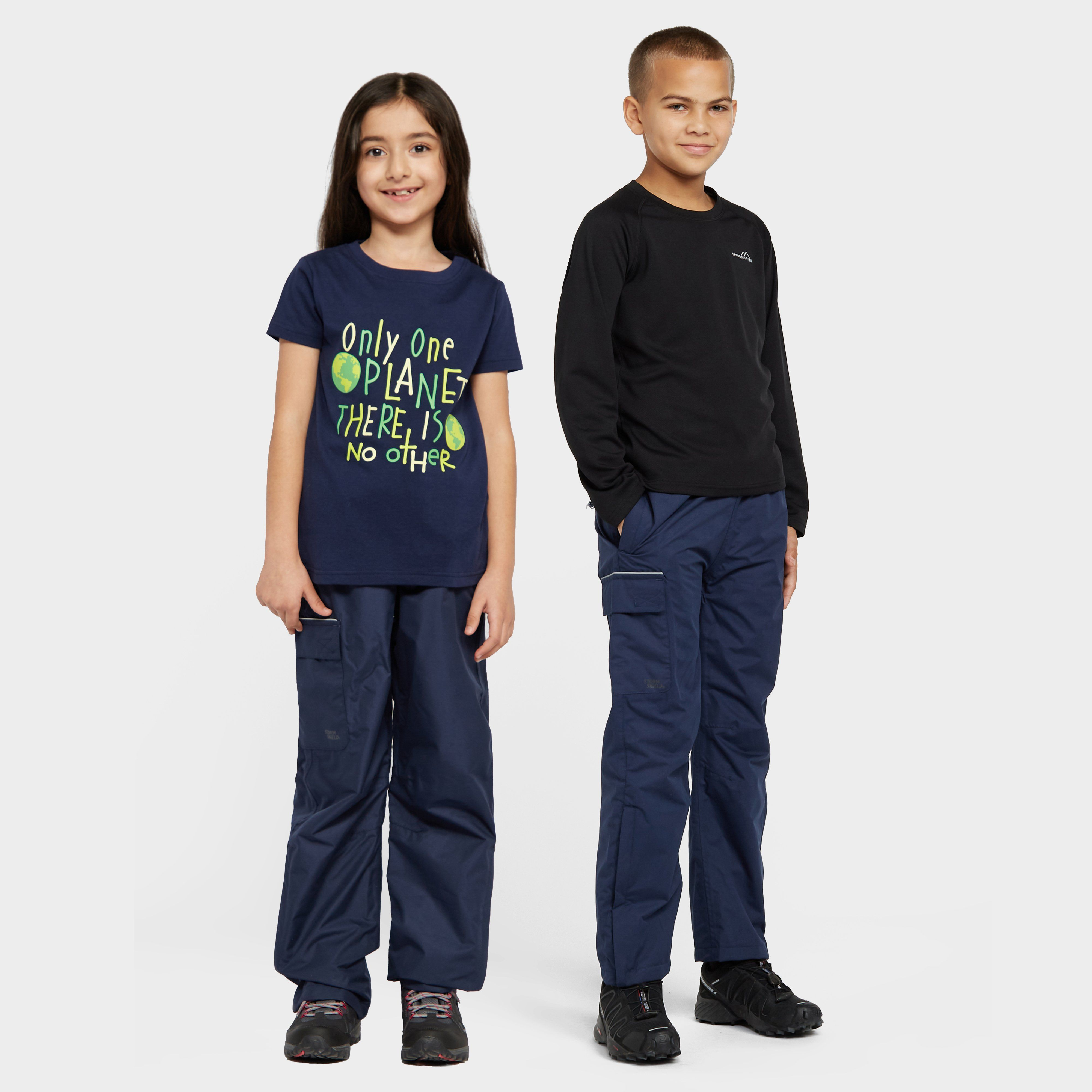 PETER STORM Kids Storm Waterproof Overtrousers