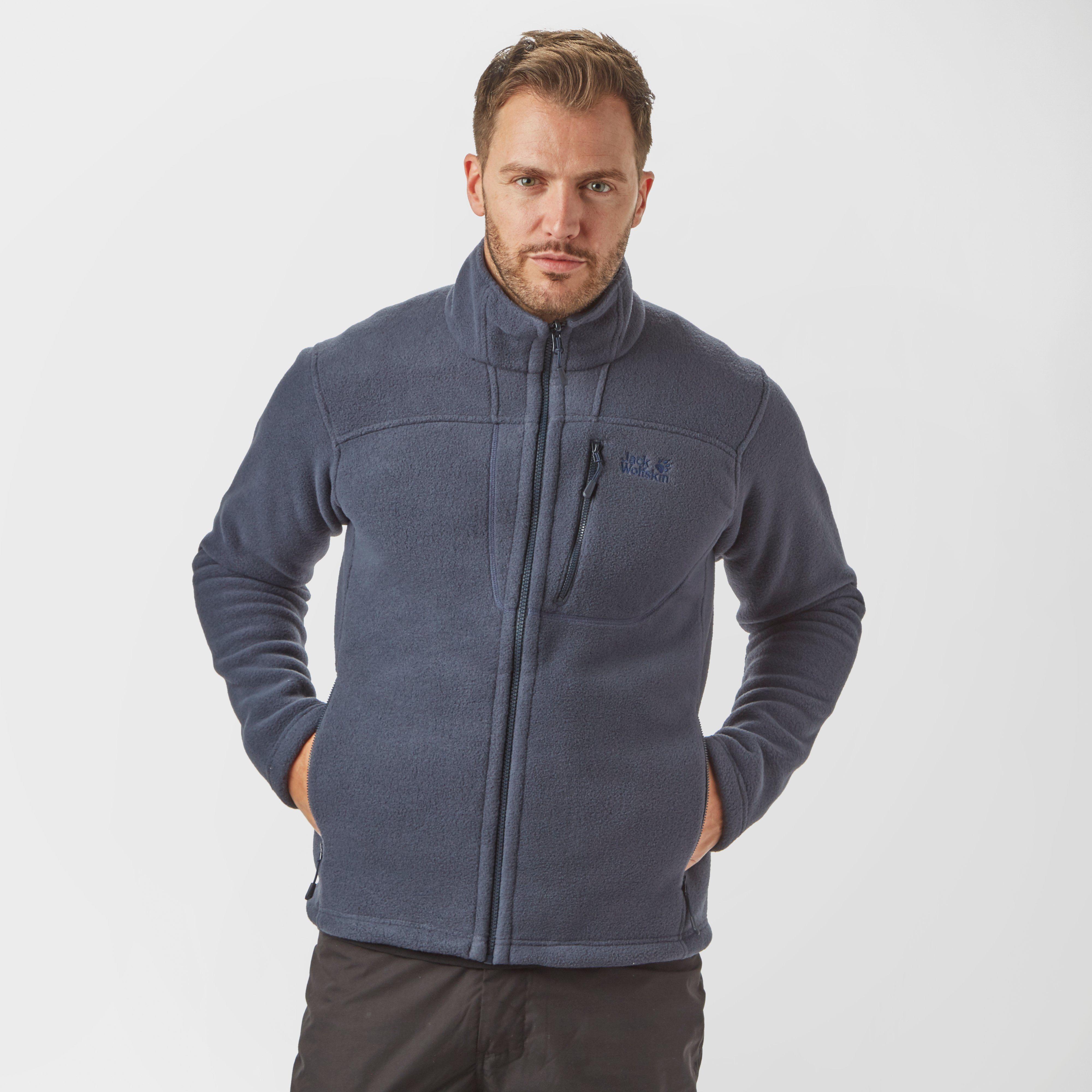 JACK WOLFSKIN Men's Watson Full-Zip Fleece