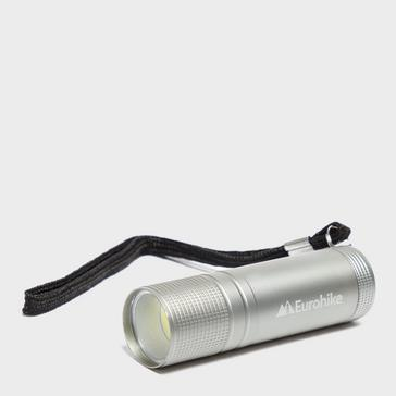 Silver Eurohike COB Torch 3 LED
