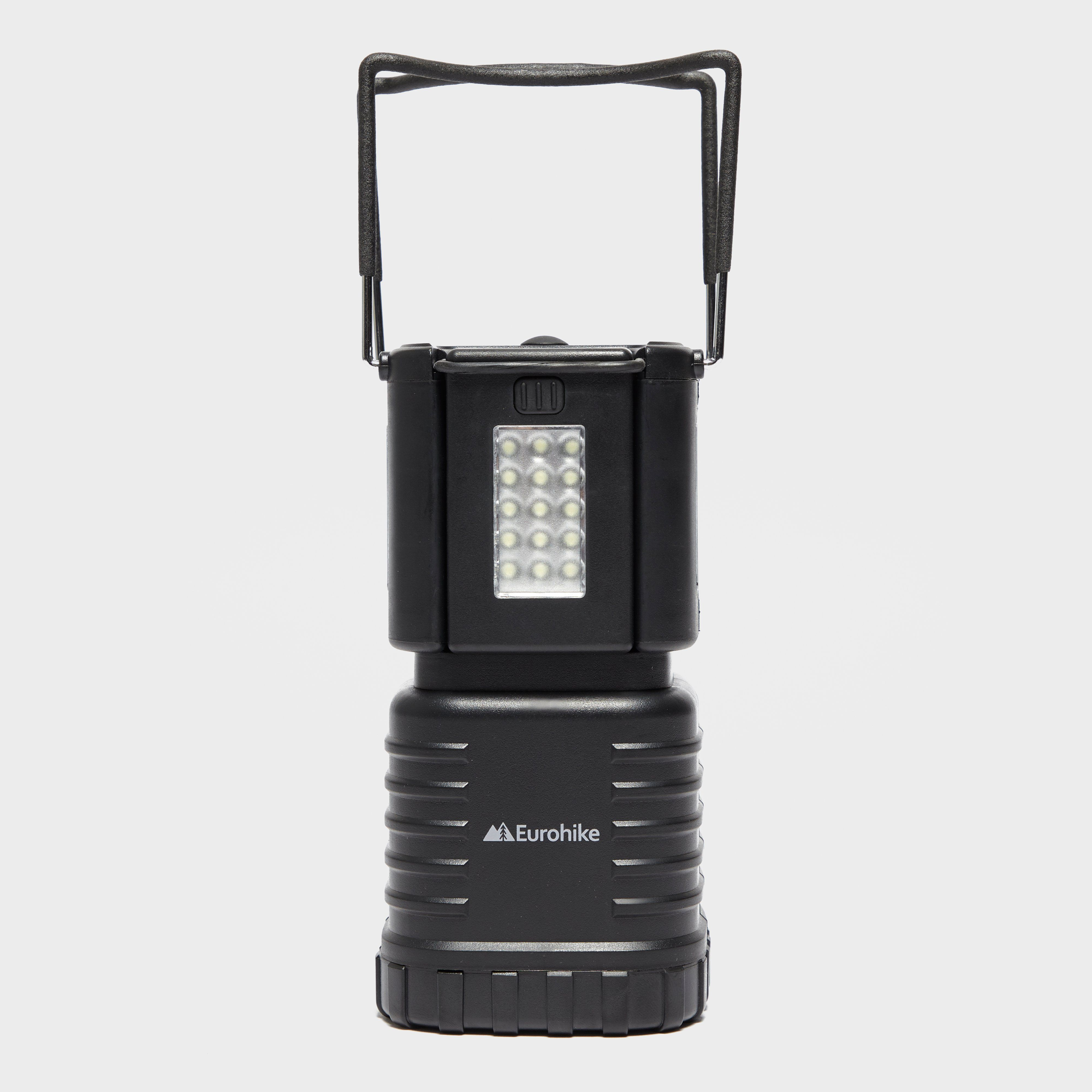EUROHIKE 66 LED Lantern + 2 Torches