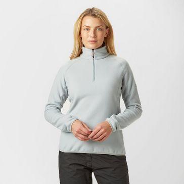 76913dc2f7127 Dark Grey BERGHAUS Women s Hartsop Half-Zip Fleece ...