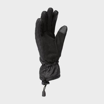 Black Trekmates Women's Keska Softshell Gloves
