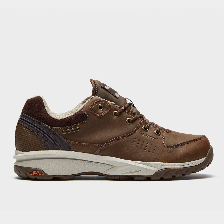 HI TEC Men's Wild-Life Luxe Low Walking Shoe