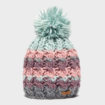 Grey BARTS Women s Feather Bobble Beanie ... b9c06819d786