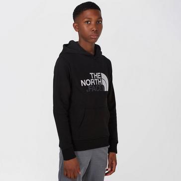 9e7e857b2 Boys North Face Clothing, Jackets & Hoodies   Blacks