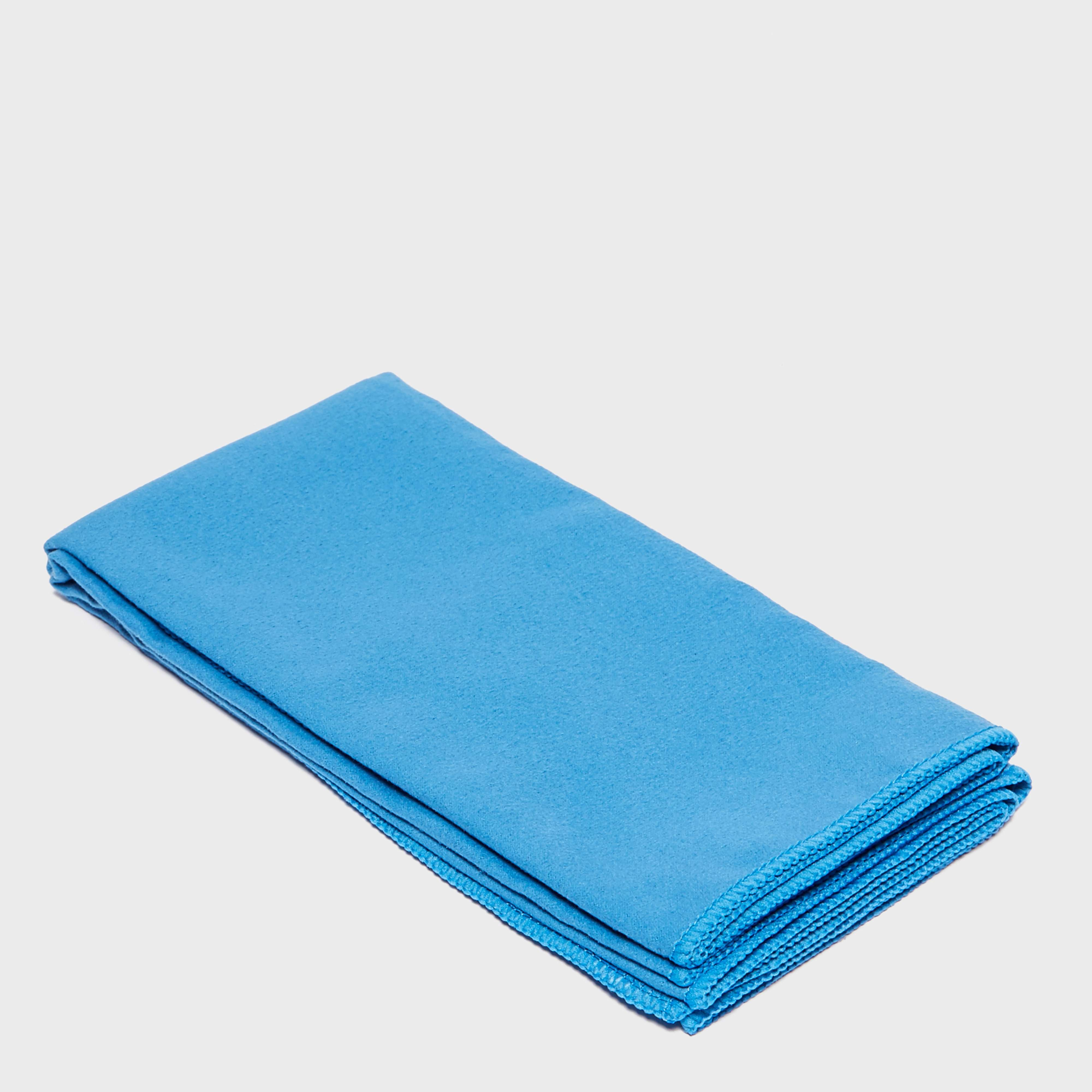 EUROHIKE Microfibre Suede Twill Travel Towel (Small)