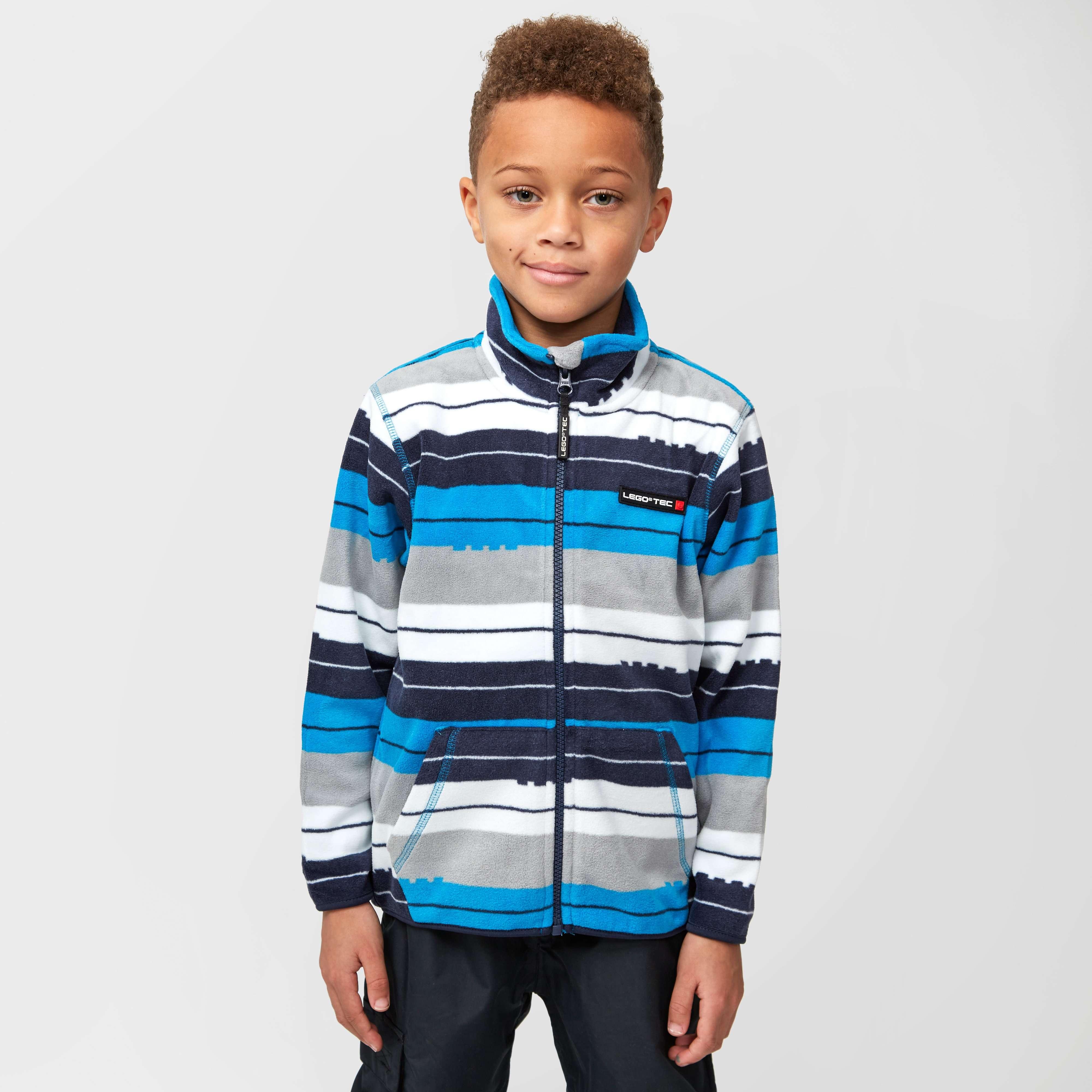 LEGO WEAR Boy's Saxton Full Zip Fleece