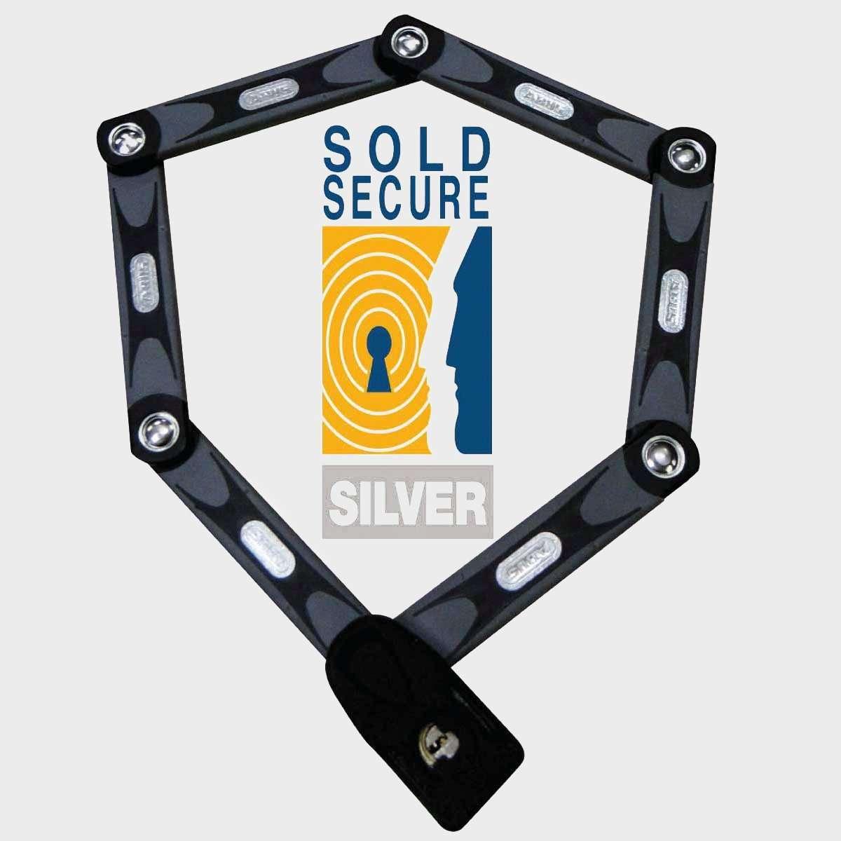 ABUS Bordo 6000 75cm Folding Lock