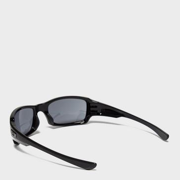 BLACK Oakley Fives Squared™ Polished Sunglasses