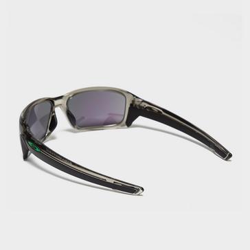 Grey|Grey Oakley Straightlink™ Jade Iridium Sunglasses